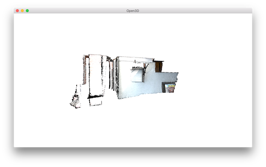 Visualization — Open3D 0 7 0 documentation