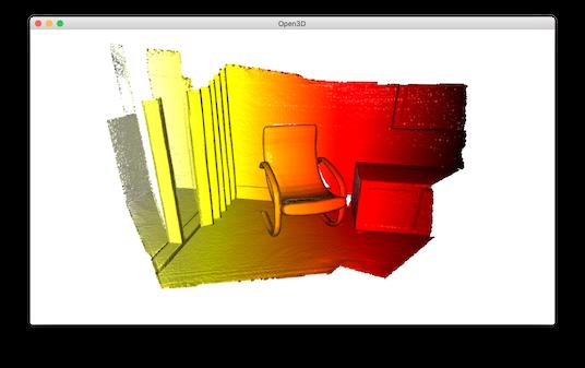 Visualization — Open3D 0 7 0 documentation