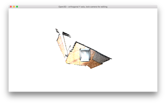 Interactive visualization — Open3D 0 7 0 documentation